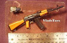 Furuta Gun Mania 1:6 Soviet Kalashnikov AK-74 assault rifle NOT LIFE SIZE