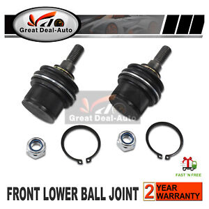 Fit For Ford Territory SY 200-2009 Ghia SR SR2 TS TX RWD Lower Ball Joint Set