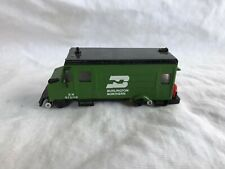 Bachmann Burlington Northern Trackster Truck Van HO Scale Railroad Train Car