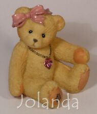 Cherished Teddies: Little Sparkles October  (Enesco)
