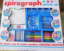 SPIROGRAPH MEGA ART COLORING CRAFT ACTIVITY SET EXCLUSIVE NEW NIB!