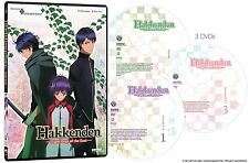 Hakkenden Eight Dogs of the East Season 1 Collection DVD (814131010650)