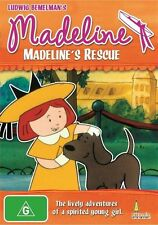 Madeline's Rescue - DVD NEW, FREE POST!!
