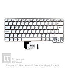 Teclado Portátl Sony VGN-CW 148755611 148754411 en Color Blanco