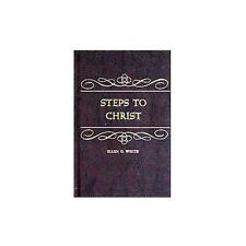 Steps to Christ,  Ellen G. White  Brand New Hardcover