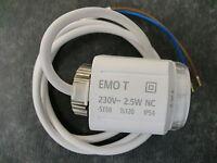 Heimeier Stellantrieb EMO T 230 V, stromlos geschlossen Nr. 1833-00.500