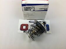 Chevrolet Buick GMC Pontiac Cadillac Engine Coolant Thermostat new OEM 12600171