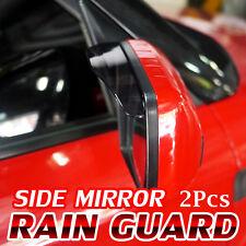 Side Mirror Rain Snow Visor Guard for MAZDA - 2 3 6 CX-7 RX-8 Tribute MX-5 Miata