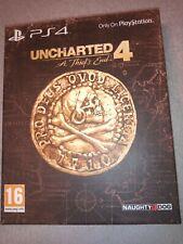 Uncharted 4 Edición Especial (PS4) STEELBOOK