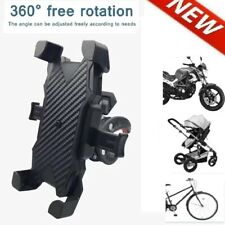 Phone Motorcycle Bike Bicycle Holder Stand For Mobile Cell Phone iPhone Samsung