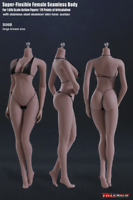 TBLeague PHICEN S06B 1/6 Flexible Seamless Female Large Bust Suntan Body Doll