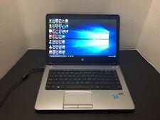 HP ProBook 640 G1: Win10, Adobe CS6 MC, Ableton Live 9, Quickbooks Pro, MSOffice