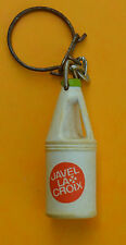 porte clé, années 1960, Javel La Croix (petite bouteille)