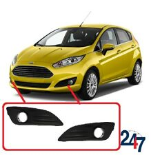 NEW FORD FIESTA 2013 - 2017 FOG LIGHT HOLE COVER GRILL SET PAIR RIGHT LEFT