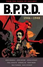 B.P.R.D. 1946-1948 HARDCOVER Hellboy BPRD Dark Horse Comics HC 472 PAGES!