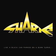 SHARKS – LIKE A BLACK VAN PARKED ON A DARK CURVE (New & Sealed) CD
