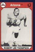 1990-91 Arizona Collegiate Collection Multi-Sport Card #122 Robert Lee Thompson