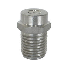 """#1.3 x 65º 1/4"""" Inch MPT Spray Nozzle (Replacement for BE Water Brooms) - NEW"""