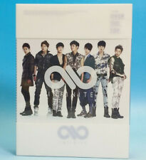 CD INFINITE 1ST ALBUM OVER THE TOP Korea Press Excellent Condition