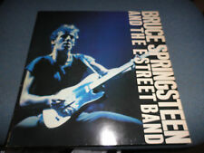BRUCE SPRINGSTEEN AND THE E STREET BAND     TOUR PROGRAM    1980   THE RIVER