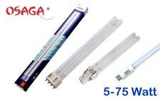 Osaga UVC Lampe Ersatzlampe 5 7 9 11 13 18 24 36 55 75 Watt alle UVC Klärgeräte