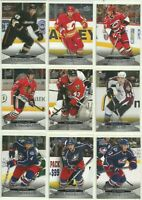 2011 11-12 UD UPPER-DECK YOUNG GUNS HURRICANES JUSTIN FAULK #205 ROOKIE RC
