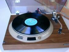 Denon DP-1700 DP-1000 Direct Drive  turntable, Ortofon Stereo Cartridge