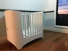 Leander designer cot / junior toddler bed RRP $1599.95 + extras