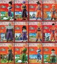 Banpresto Dragon Ball Z Super Chozoshu Figure Collection Complete Set Figure NEW