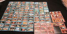 1979 JAMES BOND 007 MOONRAKER MOVIE 99 CARD & 22 STICKER COMPLETE SET TOPPS