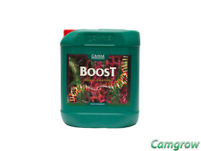 CANNA - Boost 5L - Accelerator Flower Boost Nutrient  Hydroponics