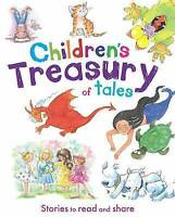 (Very Good)-A Children's Treasury of Tales (Hardcover)--1407577530