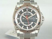 Bulova Men's precisionist watch 96B133 with Champlain dial and Titanium bracelet