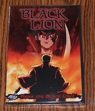 Black Lion (DVD, 2003) Action R1 ADV Films DVD Brand New