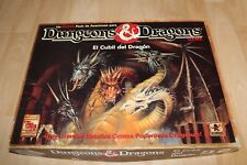 BORRAS 1993 DUNGEONS & DRAGONS EXPANSION EL CUBIL DEL DRAGON 3 AVENTURAS