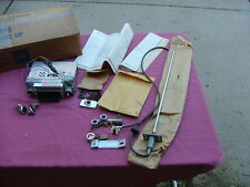 1968 Ford Falcon, Comet, Fairlane AM radio kit, NOS!