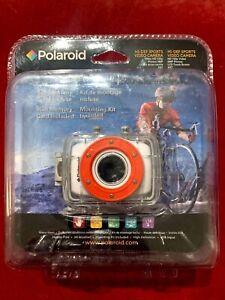 Polaroid XS7 HI-DEF SPORTS VIDEO CAMERA HD 720P 5MP