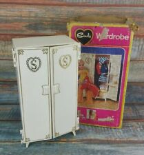 Vintage Sindy Wardrobe With Collector Starter Kit 1960s Boxed