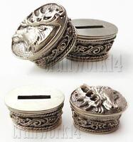 MOOSE Set of Finger Guard & Knives Pommel German Silver Bolster for Custom Knife