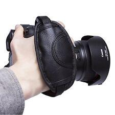 Camera Hand Grip Strap for all Canon, Nikon, Sony & all  DSLR Cameras