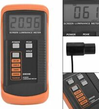 Screen Brightness Tester Light Meter Luminance Meter 001 39990cdm2