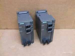 6GK5612-0BA00-2AA3 Siemens PLC SCALANCE S612 SIMATIC NET Security Module