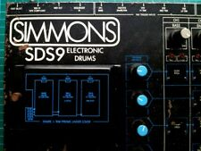Simmons SDS-9 Version 6.0 firmware eprom *latest OS update*