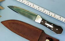 Ursa's Custom Handmade 5160 Spring Steel Aged The Carrigan Bowie UI-78-SAW