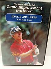 PGA Tour Partners Club Game Improvement DVD Series Faults and Cures with Hale Ir