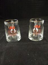 Small KIRIN Beer Glass Mugs