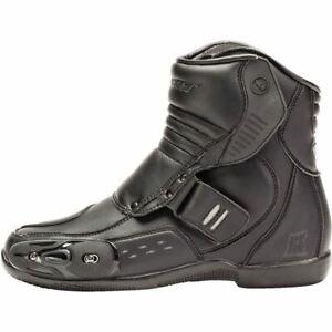 Joe Rocket Razor Boots - Black, All Sizes