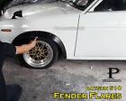 "JDM Fender Flares for DATSUN 510 Materials sheet metal 1/32"""