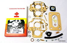 WEBER 32/34 DMTL LANDROVER CARB/ CARBURETTOR SERVICE KIT ORIGINAL WE488