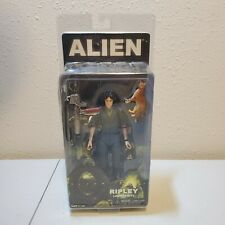Alien Series 4 Ripley in Jumpsuit with Cat Action Figure - NECA 2015